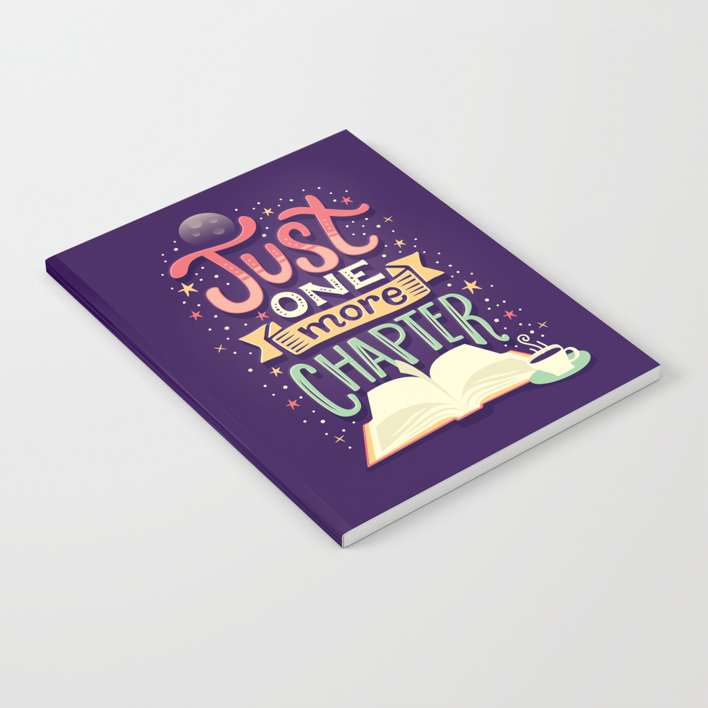 One More Chapter Notebook by Risarodil NBK6331480