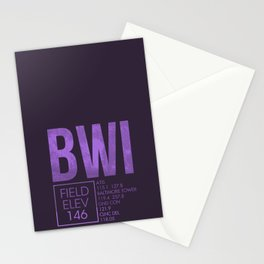 BWI Stationery Cards