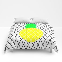 DIAMANTE PINEAPPLE Comforters