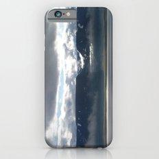 Sun on an Icelandic Fjord iPhone 6s Slim Case