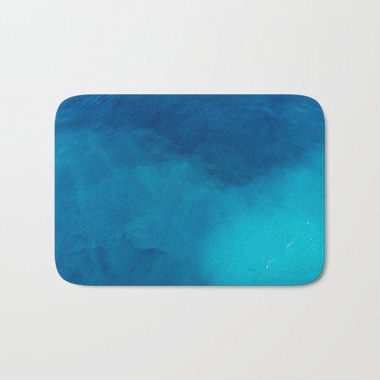 Deep Blue Wonder Bath Mat