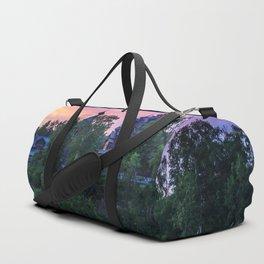 Delightful Russian evening Duffle Bag