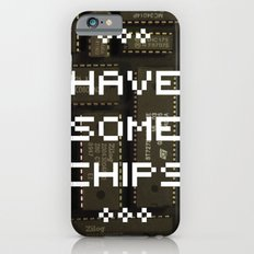Have some chips Slim Case iPhone 6s