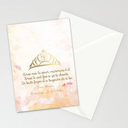 LA SELECTION . KIERA CASS Stationery Cards