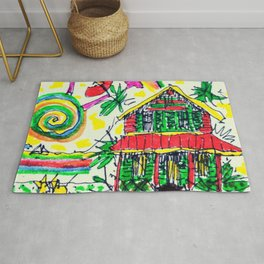 ChelleRay in Key West Rug