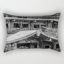 Inner view of the Royal Hotel Rectangular Pillow