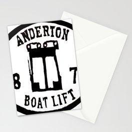 AndertonBoatLift Stationery Cards