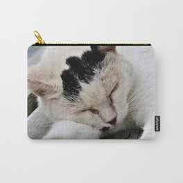 Cat Dreaming Carry-All Pouch