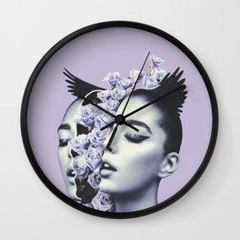Shendelzare Silkwood Wall Clock