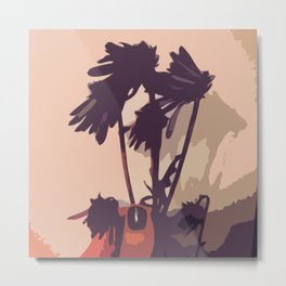 Flowers for a Brother Metal Print
