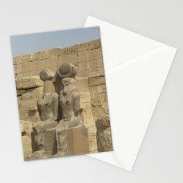 Temple of Medinet Habu, no. 3 Stationery Cards