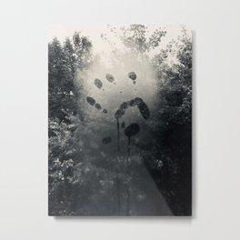 Last of Memory Metal Print