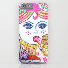 LeeLoo the Icecream Thief Slim Case iPhone 6s