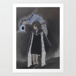 Monster Daycare Art Print