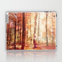 A Soul On Fire Laptop & iPad Skin