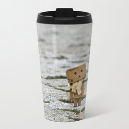 I'm on the world alone and yet not alone enough ... Travel Mug