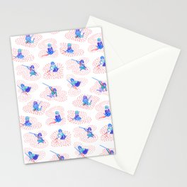 I Believed I Could Sew I Did Stationery Cards