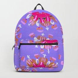 Pink Christie Rose Backpack