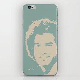 Voy a perder la cabeza por tu amor iPhone Skin