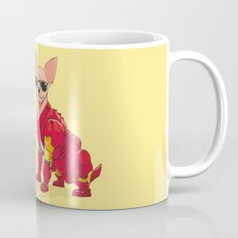 Chihuahua - Iron Man Coffee Mug