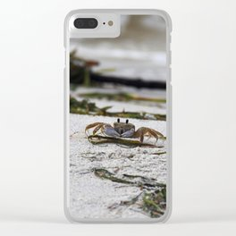 Scooter I Clear iPhone Case