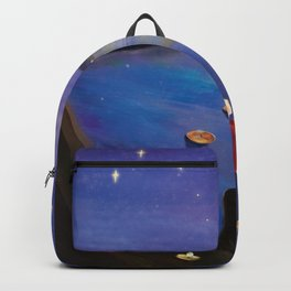 Cute Girl's Dream And Wish Backpack