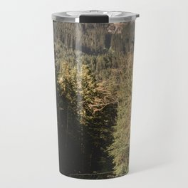 Mountain River Run Travel Mug