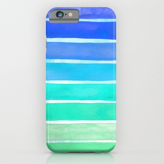 Ocean Blue iPhone & iPod Case