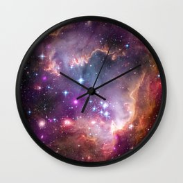 Wing of the Small Magellanic Cloud Wall Clock