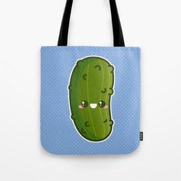 Kawaii Pickle Tote Bag