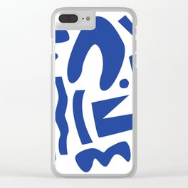 Like Matisse, But Not Clear iPhone Case