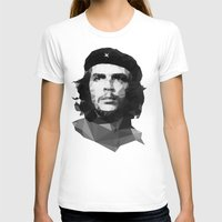 che T-shirts featuring Che by Poly Iconik Art