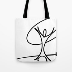 Tongariki Tote Bag