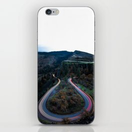 Around the Bend iPhone Skin
