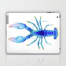Blue Lobster № 2 Laptop & iPad Skin