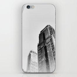 New York cj iPhone Skin