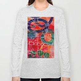 Totem Dreams Long Sleeve T-shirt