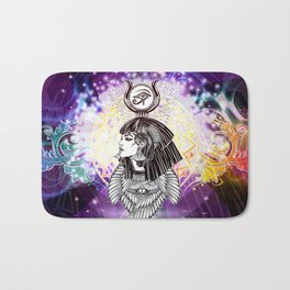 Goddess Isis and the Reigning Light Bath Mat