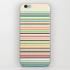 pop stripe iPhone & iPod Skin