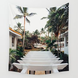 Grand Paradise View Wall Tapestry