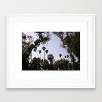 casablanca Framed Art Prints featuring casablanca by Aziza Nassih