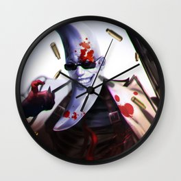 Have a Mac tonite Wall Clock