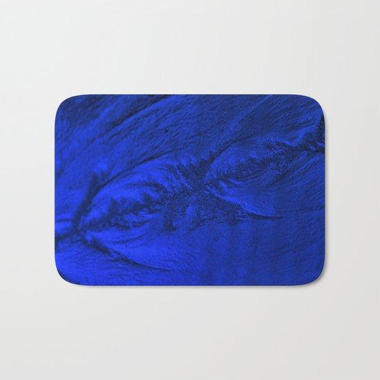 Blue frost Bath Mat