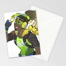 Here come those boys! Stationery Cards
