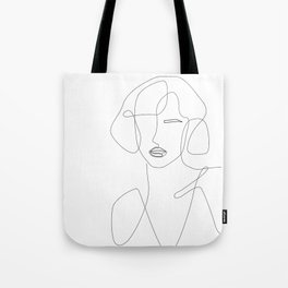 Feminine Touch Tote Bag
