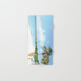 """T & C"" Hand & Bath Towel"