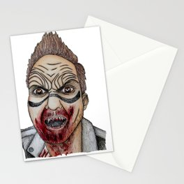Tim Tracker Vamp '85 Stationery Cards