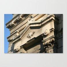 Roman Synagogue Canvas Print