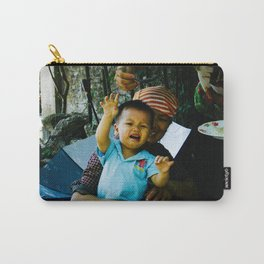 fuss Carry-All Pouch