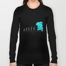 Xenoblade Chronicles X - Theory of Evolution Long Sleeve T-shirt